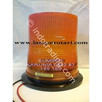 Distributor Lampu Strobo LED Amber 6