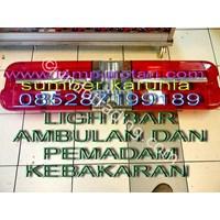 Jual Lightbar Ambulance Merah-Biru 2