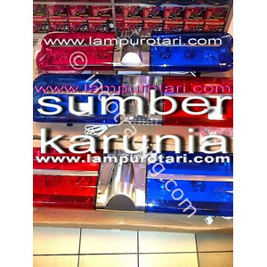 Lightbar Ambulance Merah-Biru