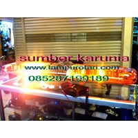 Distributor Lightbar Polisi TBD 5000 3