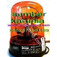 Distributor Lampu Rotari 12V Kuning  3