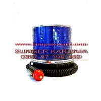 Distributor Lampu Strobo 3 inch Merah 3