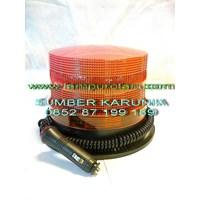 Lampu Rotari LED 6 inch Amber 1