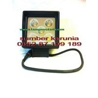 Distributor Lampu Sorot TX 800 3