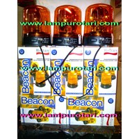Lampu Rotari BRITAX Kuning  1