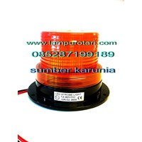 Lampu Strobo Magnet Kuning Murah 5