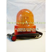Beli Lampu Strobo Magnet Kuning 4