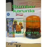Distributor Lampu Strobo ECCO 6570 Amber 3