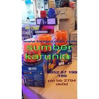 Distributor Lampu Dashboard tempel Kaca 3