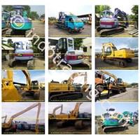 Excavator Murah Caterpillar Komatsu Dan Kobelco. 1