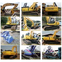 Jual  Excavator Murah Caterpillar Komatsu Dan Kobelco. 2