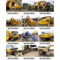 Distributor  Excavator Murah Caterpillar Komatsu Dan Kobelco. 3