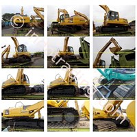 Beli  Excavator Murah Caterpillar Komatsu Dan Kobelco. 4