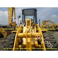 Distributor  Wheelloader Murah Komatsu Caterpillar 3