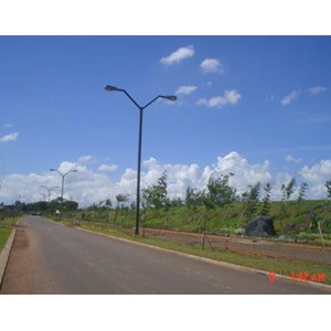 Tiang Penerangan Jalan Umum (PJU) 1