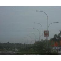 Jual Tiang Penerangan Jalan Umum (PJU) 2