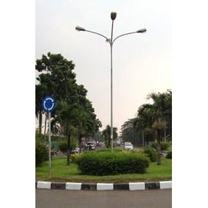 Tiang Penerangan Jalan Umum (PJU) 6