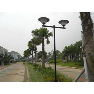 Tiang Taman-Dekorasi 1