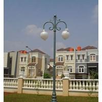Tiang Lampu Taman-Dekorasi 5 1