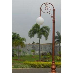 Tiang Lampu Taman-Dekorasi 6