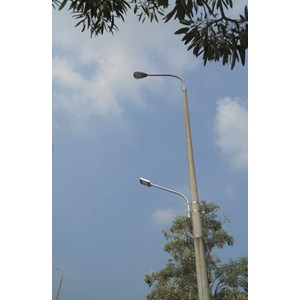 Ornament Tiang Lampu 2