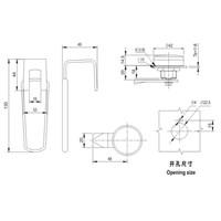 Distributor KUNCI BULAT  SL912( MS172) 3