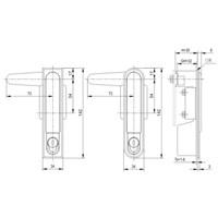Jual Swing Handle SH906 2