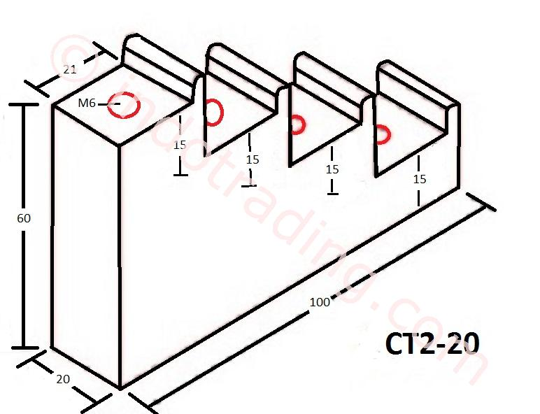 sell step insulator ct2