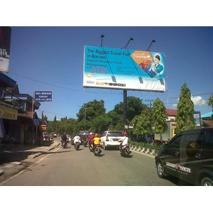 Jasa Periklanan Billboard By CV. Media Jaya