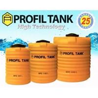 Tangki Air/ Toren  Plastik Profil Tank Bpe 1100 Liter 1