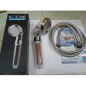 Kuche Super Shower Health & Lifestyles Crystal Handshower Kuche