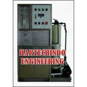 Export Desalinator 3000 Lpd Indonesia