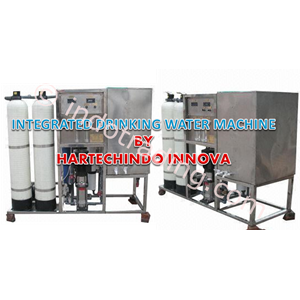Export Integrated Drinkingwater 15M3perday Indonesia