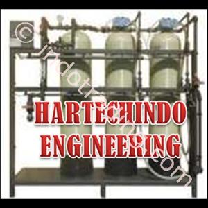 Export Demineralizer Machines 5000Lpd Indonesia