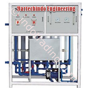 Export Uf Machine 5000Ltr Perhour Indonesia