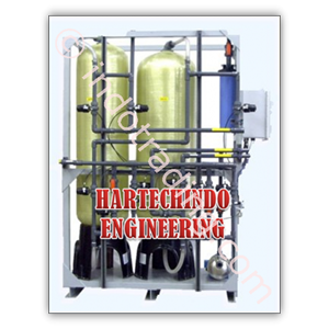 Export Demineralizer Machines 50M3 Perday Indonesia