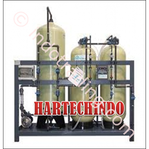 Export Demineralizer Machines 100M3 Perday Indonesia