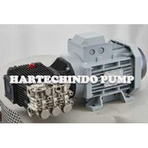 Export High Pressure Pump For Small Swro Machines Indonesia