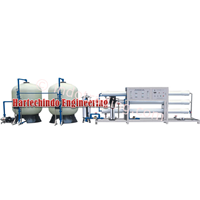 Brackish Watertreatment Machine 200M3pd 1