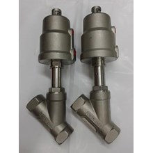 Angle Valve Stainless DN25