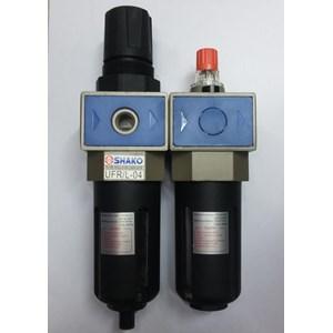 Filter Regulator Lubricator Shako UFR/L 04