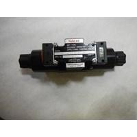 Jual hydaulic Solenoid&vane pump 2