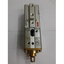 Compact Cylinder SMC with Lock CLKQ50-195CACA