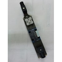 Hydraulic Valve Rexroth 4WRE 6 E08 12 24Z4 M 1