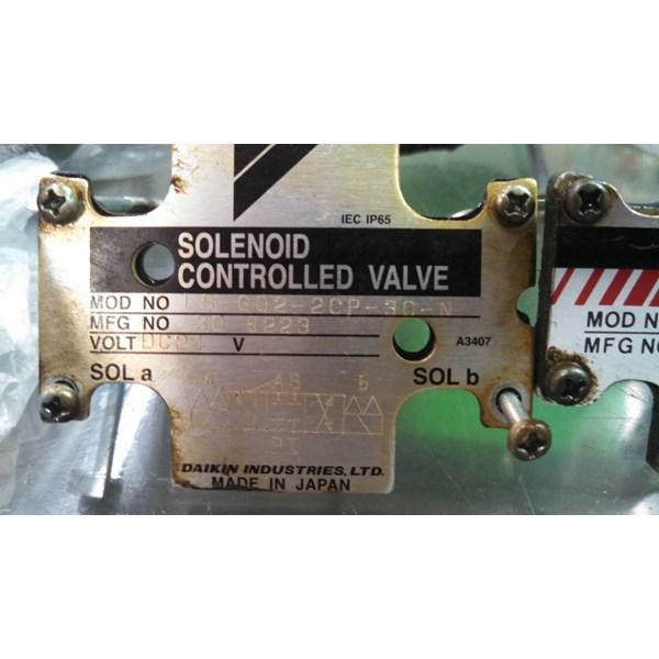 Solenoid Valve DAIKIN