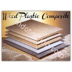 Lantai Kayu Plastik Komposit