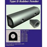 Rubber Fender Tipe D 1