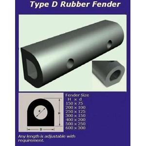Rubber Fender Tipe D