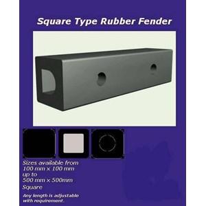 Rubber Fender Tipe Persegi