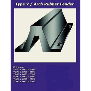 Rubber Fender Tipe V